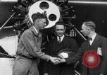 Image of Charles Lindbergh New York United States USA, 1927, second 9 stock footage video 65675049964