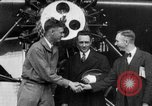 Image of Charles Lindbergh New York United States USA, 1927, second 10 stock footage video 65675049964