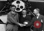 Image of Charles Lindbergh New York United States USA, 1927, second 12 stock footage video 65675049964