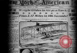 Image of Wright Model A Flyer Le Mans France, 1908, second 1 stock footage video 65675049965