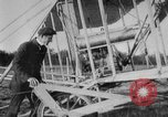 Image of Wright Model A Flyer Le Mans France, 1908, second 11 stock footage video 65675049965