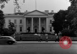 Image of picketing Washington DC USA, 1950, second 2 stock footage video 65675049971