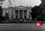 Image of picketing Washington DC USA, 1950, second 3 stock footage video 65675049971