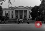 Image of picketing Washington DC USA, 1950, second 4 stock footage video 65675049971