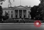 Image of picketing Washington DC USA, 1950, second 5 stock footage video 65675049971