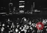 Image of New Year celebrations New York City USA, 1936, second 11 stock footage video 65675049980