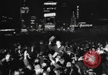 Image of New Year celebrations New York City USA, 1936, second 12 stock footage video 65675049980
