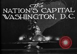 Image of Catpitol Building Washington DC, 1921, second 12 stock footage video 65675049981