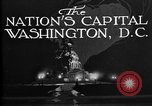 Image of Catpitol Building Washington DC, 1921, second 13 stock footage video 65675049981