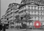 Image of French Embassy Washington DC USA, 1921, second 6 stock footage video 65675049983