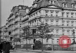 Image of French Embassy Washington DC USA, 1921, second 7 stock footage video 65675049983