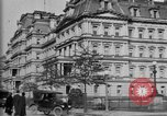 Image of French Embassy Washington DC USA, 1921, second 8 stock footage video 65675049983