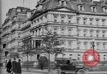 Image of French Embassy Washington DC USA, 1921, second 9 stock footage video 65675049983