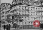 Image of French Embassy Washington DC USA, 1921, second 10 stock footage video 65675049983