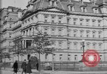 Image of French Embassy Washington DC USA, 1921, second 11 stock footage video 65675049983