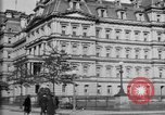 Image of French Embassy Washington DC USA, 1921, second 12 stock footage video 65675049983