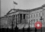 Image of Patent Office building Washington DC USA, 1921, second 5 stock footage video 65675049986