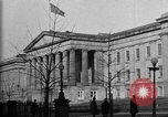 Image of Patent Office building Washington DC USA, 1921, second 6 stock footage video 65675049986