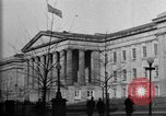 Image of Patent Office building Washington DC USA, 1921, second 7 stock footage video 65675049986