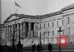 Image of Patent Office building Washington DC USA, 1921, second 8 stock footage video 65675049986