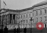 Image of Patent Office building Washington DC USA, 1921, second 9 stock footage video 65675049986