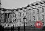 Image of Patent Office building Washington DC USA, 1921, second 10 stock footage video 65675049986