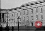 Image of Patent Office building Washington DC USA, 1921, second 11 stock footage video 65675049986