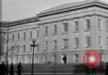 Image of Patent Office building Washington DC USA, 1921, second 12 stock footage video 65675049986