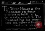 Image of White House Washington DC USA, 1921, second 2 stock footage video 65675049987