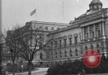 Image of American Library of Congress Washington DC USA, 1921, second 7 stock footage video 65675049988