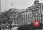 Image of American Library of Congress Washington DC USA, 1921, second 8 stock footage video 65675049988