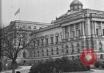 Image of American Library of Congress Washington DC USA, 1921, second 11 stock footage video 65675049988