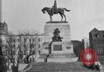 Image of statues of noble men Washington DC USA, 1921, second 12 stock footage video 65675049991