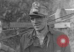 Image of mine workers Harlan Kentucky USA, 1921, second 10 stock footage video 65675050004