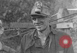 Image of mine workers Harlan Kentucky USA, 1921, second 11 stock footage video 65675050004