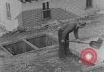 Image of electrocuted worker Kentucky United States USA, 1921, second 11 stock footage video 65675050006