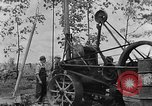 Image of well drilling farm machinery Kentucky United States USA, 1940, second 2 stock footage video 65675050012