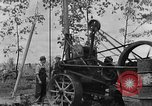 Image of well drilling farm machinery Kentucky United States USA, 1940, second 3 stock footage video 65675050012