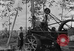 Image of well drilling farm machinery Kentucky United States USA, 1940, second 6 stock footage video 65675050012