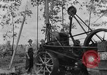 Image of well drilling farm machinery Kentucky United States USA, 1940, second 7 stock footage video 65675050012