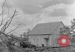 Image of farm house Kentucky United States USA, 1940, second 8 stock footage video 65675050013