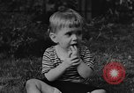 Image of small boy Kentucky United States USA, 1940, second 1 stock footage video 65675050014