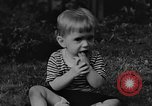 Image of small boy Kentucky United States USA, 1940, second 2 stock footage video 65675050014