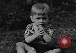 Image of small boy Kentucky United States USA, 1940, second 4 stock footage video 65675050014