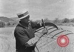 Image of scythe and cradle Kentucky United States USA, 1940, second 6 stock footage video 65675050015