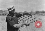 Image of scythe and cradle Kentucky United States USA, 1940, second 7 stock footage video 65675050015