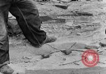 Image of breaking rocks Tennessee United States USA, 1940, second 11 stock footage video 65675050018