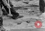 Image of breaking rocks Tennessee United States USA, 1940, second 12 stock footage video 65675050018