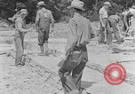 Image of hammering rock slabs Tennessee United States USA, 1940, second 1 stock footage video 65675050026