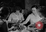 Image of women in kitchen Kentucky United States USA, 1940, second 2 stock footage video 65675050030